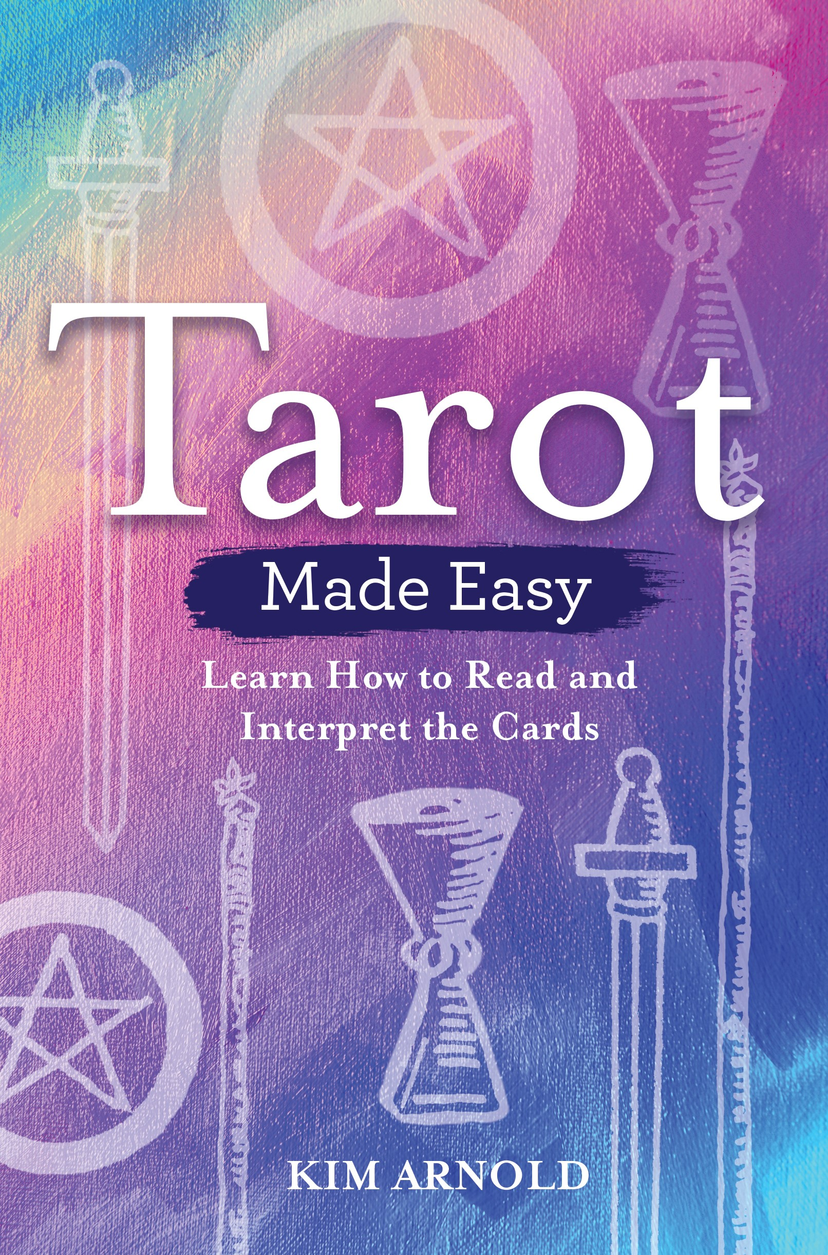 New cover Tarot Made Easy